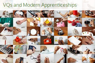 VQ and Modern Apprenticeships